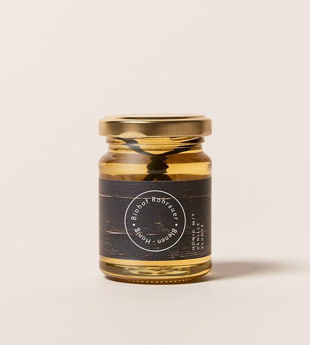 Honig mit Vanille 165g